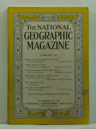 National Geographic Magazine, Volume 79 Number 2 (February 1941). Gilbert Grosvenor, J. R....