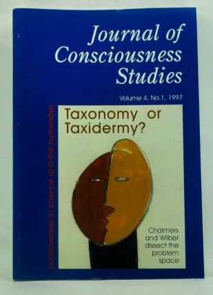 Journal of Consciousness Studies: Controversies in Science & the Humanities, Volume 4, Number 1...