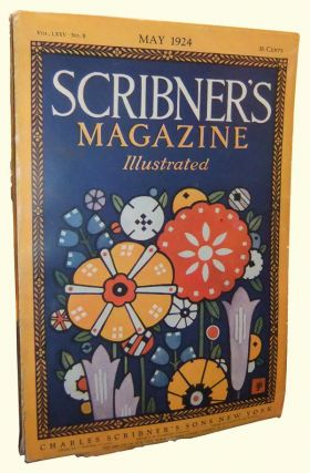 Scribner's Magazine, Illustrated. Vol. LXXV, No. 5 (May 1924). Kermit Roosevelt, John...