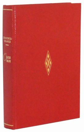 Ocaso Rojo (Spanish language edition). Francisco Velasco Rodriguez.