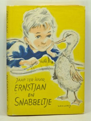 Ernstjan en Snabbeltje (Dutch language edition). Jaap Ter Haar