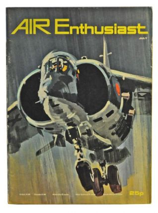Air Enthusiast Quarterly Volume 1, Number 2 (July 1971). William Green, Gordon Swanborough