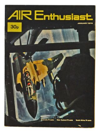 Air Enthusiast Quarterly Volume 2, Number 1 (January 1972). William Green, Gordon Swanborough
