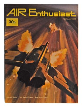 Air Enthusiast Quarterly Volume 2, Number 2 (February 1972). William Green, Gordon Swanborough