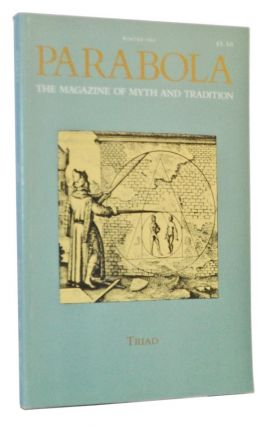Parabola: The Magazine of Myth and Tradition, Volume 14, Number 4 (November 1989). Triad. Rob...