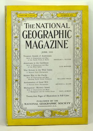 The National Geographic Magazine, Volume 81, Number 6 (June 1942). Gilbert Grosvenor, Douglas L....